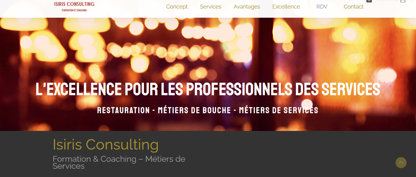 Accueil - Isiris-Consulting Services - isirisconsulting-services.com